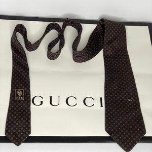 Authentic Gucci Men's Ties